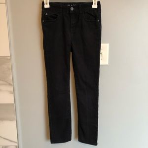 Boys Children's Place Black Skinny Jeans size 10